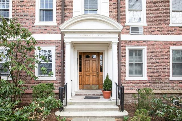 4 Alden Place 2C, Bronxville, NY 10708 (MLS #4919896) :: William Raveis Legends Realty Group