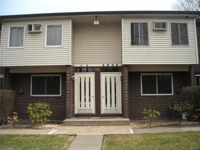 15 Blue Hill Commons Drive I, Orangeburg, NY 10962 (MLS #4920412) :: Shares of New York
