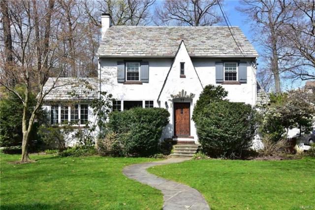77 Highbrook Avenue, Pelham, NY 10803 (MLS #4921906) :: William Raveis Legends Realty Group