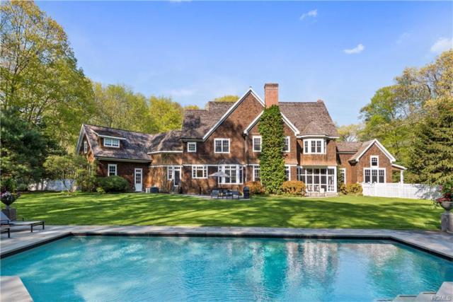 286 Stone Hill Road, Pound Ridge, NY 10576 (MLS #4922332) :: Mark Boyland Real Estate Team
