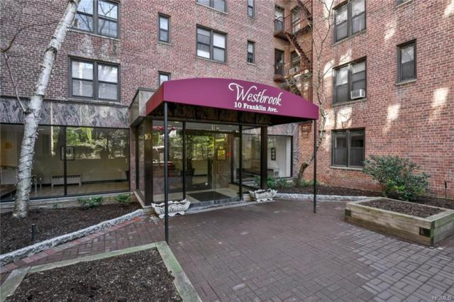 10 Franklin Avenue 5L, White Plains, NY 10601 (MLS #4922347) :: William Raveis Legends Realty Group