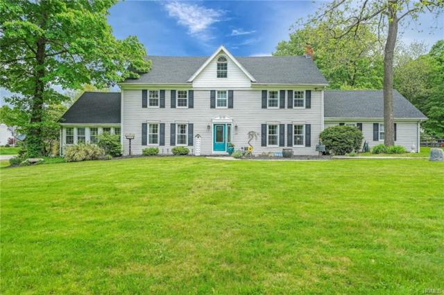 114 Old Mansion Road, Chester, NY 10918 (MLS #4922521) :: Mark Boyland Real Estate Team