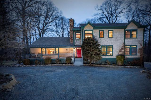 11 E Kinnicutt Road, Pound Ridge, NY 10576 (MLS #4922667) :: William Raveis Baer & McIntosh