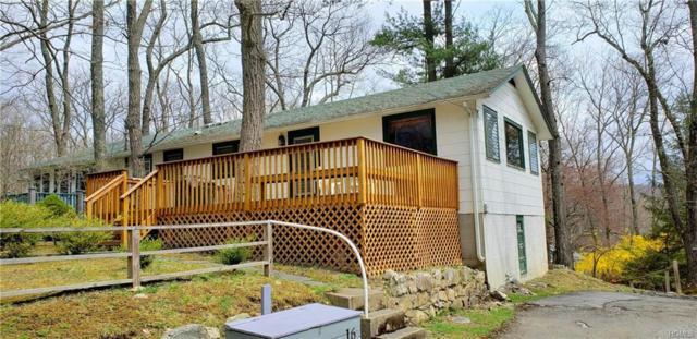 16 Country Club Lane #16, Putnam Valley, NY 10579 (MLS #4922868) :: Mark Seiden Real Estate Team
