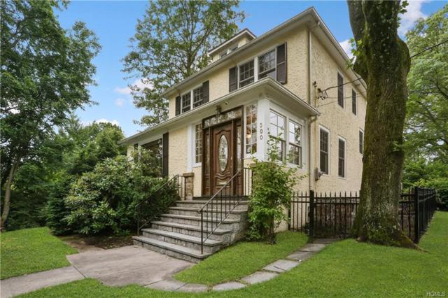 300 Boulevard, Scarsdale, NY 10583 (MLS #4922905) :: Shares of New York