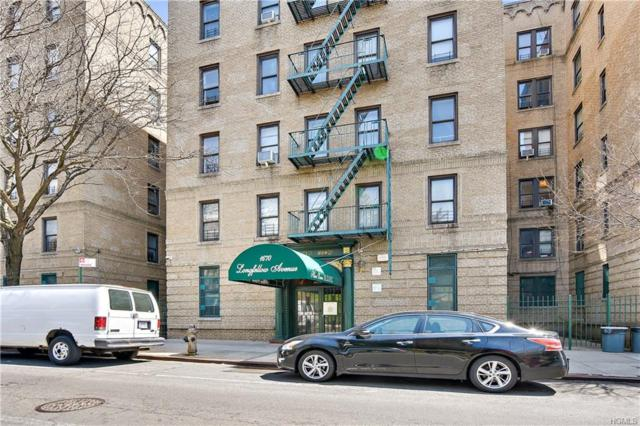 1670 Longfellow 4A, Bronx, NY 10460 (MLS #4923272) :: William Raveis Legends Realty Group