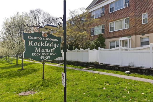 57 Rockledge Road 22D, Bronxville, NY 10708 (MLS #4923303) :: William Raveis Baer & McIntosh