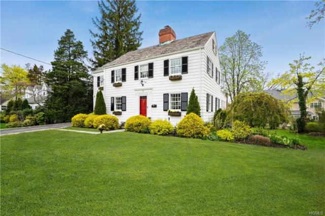 11 Lebanon Road, Scarsdale, NY 10583 (MLS #4923445) :: Shares of New York