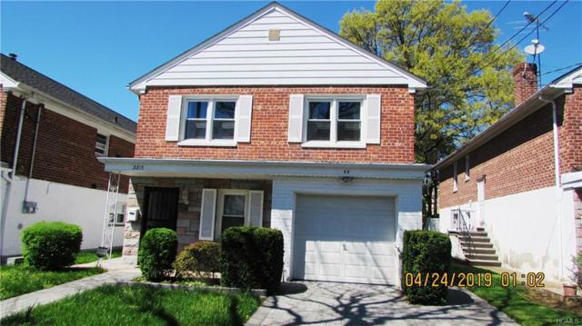 42-2215 Nuvern Avenue, Mount Vernon, NY 10550 (MLS #4923763) :: Mark Boyland Real Estate Team