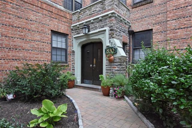 830 Bronx River Road 1C, Bronxville, NY 10708 (MLS #4924828) :: Mark Boyland Real Estate Team