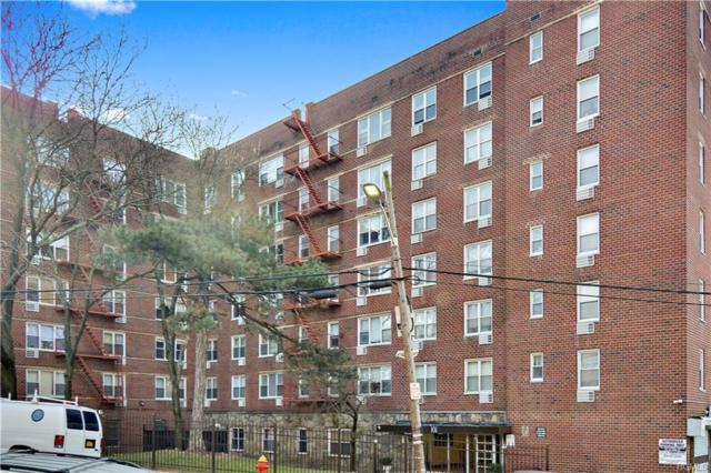 101 Highland Avenue 5L, Yonkers, NY 10705 (MLS #4924963) :: Mark Boyland Real Estate Team
