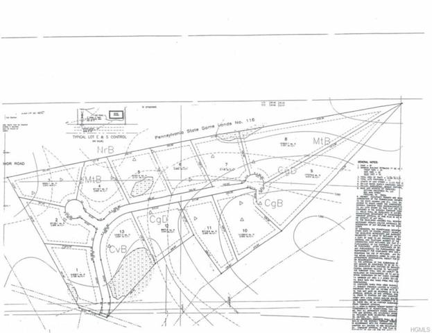 German Hill Road, Shohola, PA 18458 (MLS #4924979) :: Mark Seiden Real Estate Team