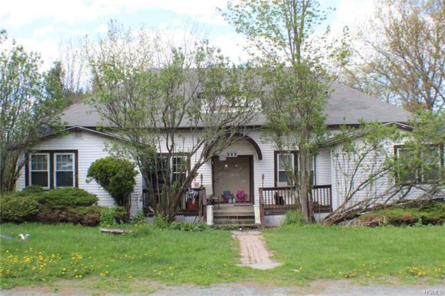204 Mt Prosper Road, Wurtsboro, NY 12790 (MLS #4925195) :: Mark Boyland Real Estate Team