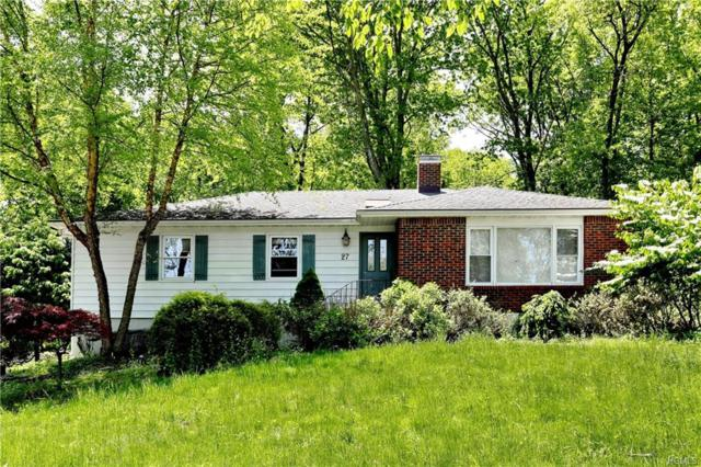 27 Old Pomona Road, Suffern, NY 10901 (MLS #4926082) :: Mark Seiden Real Estate Team