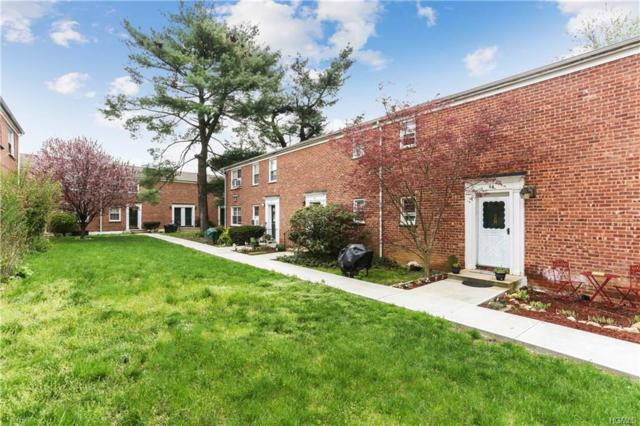 172 Pinewood Road #34, Hartsdale, NY 10530 (MLS #4926173) :: William Raveis Legends Realty Group