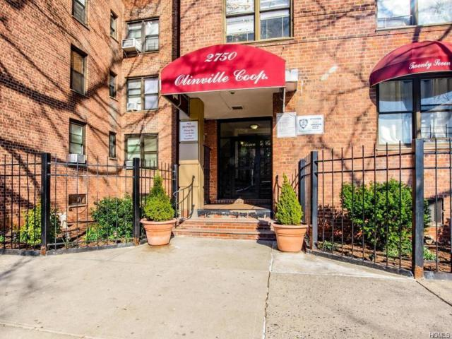 2750 Olinville Avenue 6A, Bronx, NY 10467 (MLS #4926323) :: Shares of New York