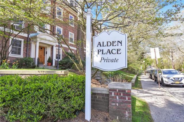 5 Alden Place 1E, Bronxville, NY 10708 (MLS #4926389) :: William Raveis Legends Realty Group