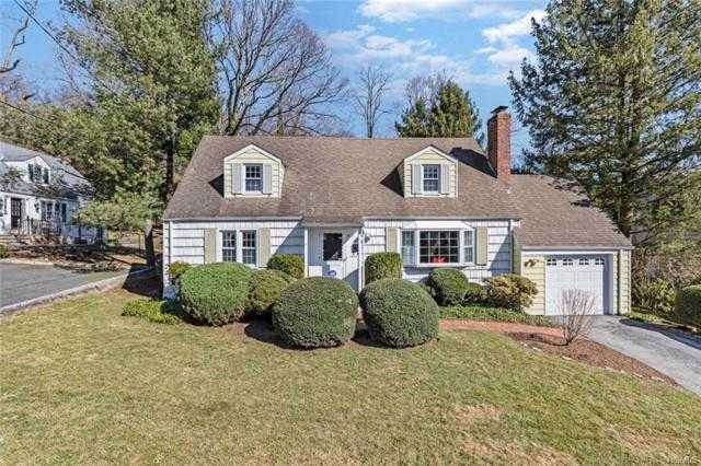 91 Crest Drive, Tarrytown, NY 10591 (MLS #4927249) :: Mark Boyland Real Estate Team