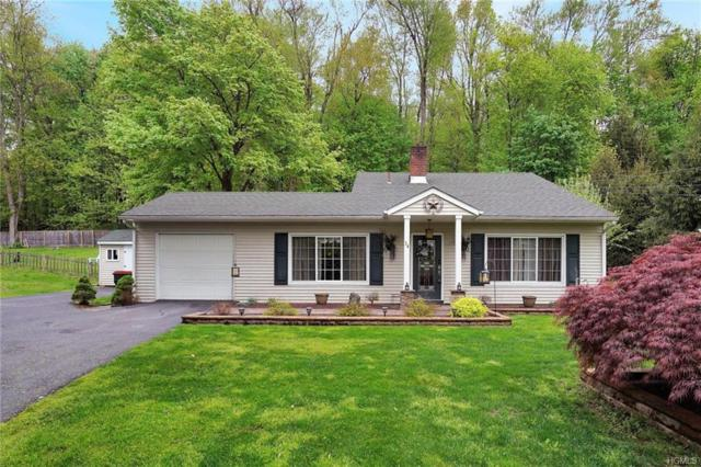 34 Old State Road, Wappingers Falls, NY 12590 (MLS #4930140) :: Mark Boyland Real Estate Team
