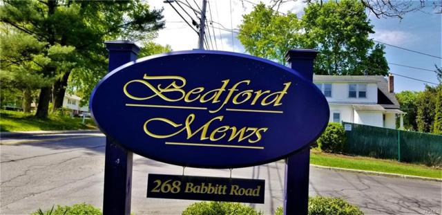 268 Babbitt Road Lb8, Bedford Hills, NY 10507 (MLS #4930163) :: Mark Boyland Real Estate Team