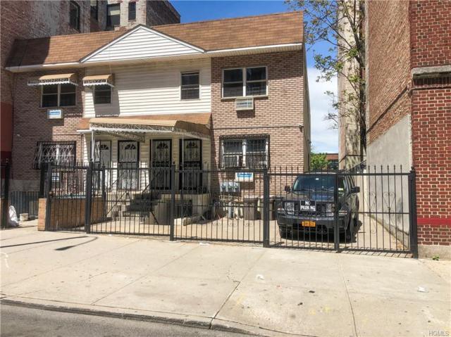 1765 Montgomery Avenue, Bronx, NY 10453 (MLS #4930167) :: Mark Boyland Real Estate Team