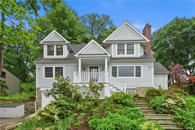 21 Crest Road, Chappaqua, NY 10514 (MLS #4931136) :: William Raveis Legends Realty Group