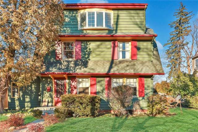 14 Mansfield Avenue, Nyack, NY 10960 (MLS #4931967) :: William Raveis Baer & McIntosh