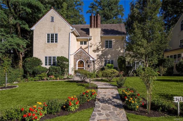 141 Douglas Place, Mount Vernon, NY 10552 (MLS #4932075) :: Mark Boyland Real Estate Team
