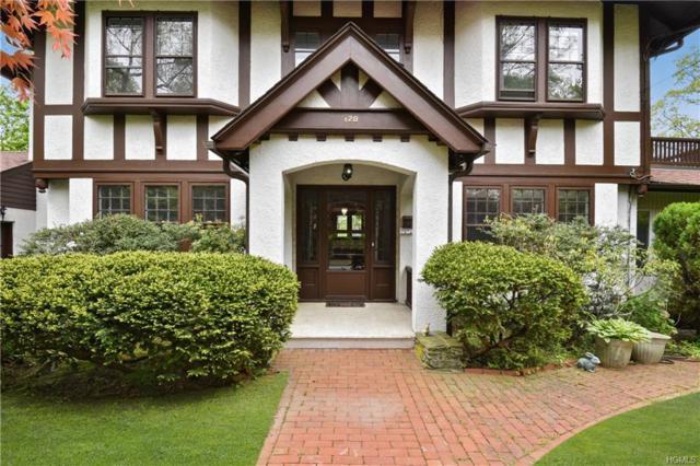120 Edgemont Road, Scarsdale, NY 10583 (MLS #4932191) :: Mark Boyland Real Estate Team