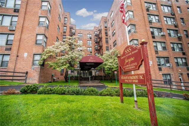 555 Bronx River Road 6E, Yonkers, NY 10704 (MLS #4932379) :: William Raveis Legends Realty Group