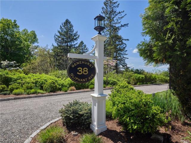38 Oliphant Avenue #2, Dobbs Ferry, NY 10522 (MLS #4933403) :: William Raveis Baer & McIntosh