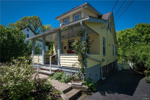 12 W Broadway, Nyack, NY 10960 (MLS #4933450) :: Mark Boyland Real Estate Team