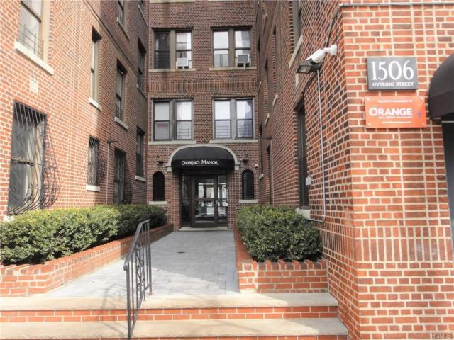 1506 Overing 1C, Bronx, NY 10461 (MLS #4934373) :: William Raveis Legends Realty Group