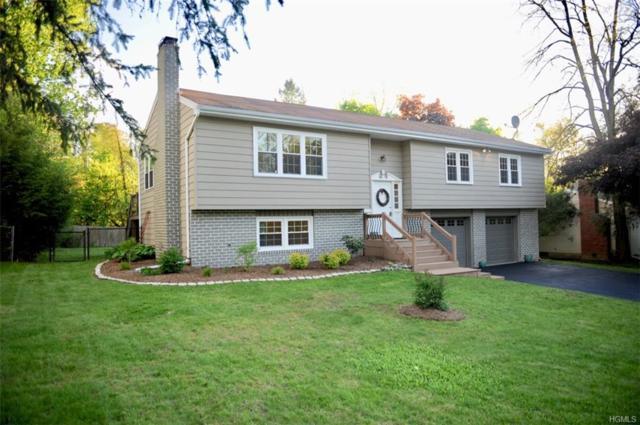 57 Carriage Hill Lane, Poughkeepsie, NY 12603 (MLS #4934459) :: Mark Boyland Real Estate Team