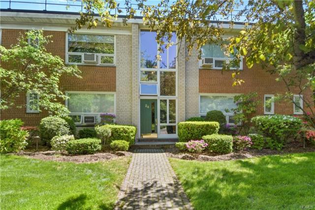 24 Channing Place 2L, Eastchester, NY 10709 (MLS #4935873) :: William Raveis Baer & McIntosh