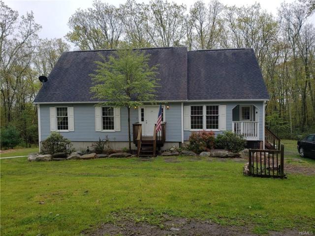 25 Longspur Trail, Wurtsboro, NY 12790 (MLS #4936015) :: Mark Boyland Real Estate Team