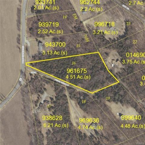 Lot 16, Cedarberry Lane, Dover Plains, NY 12522 (MLS #4936020) :: Mark Boyland Real Estate Team