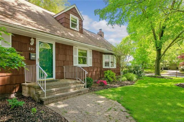 221 Cardean Place, Pearl River, NY 10965 (MLS #4936046) :: Mark Boyland Real Estate Team