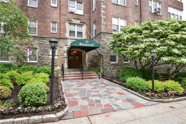 21 N Chatsworth Avenue 4A, Larchmont, NY 10538 (MLS #4936123) :: William Raveis Baer & McIntosh