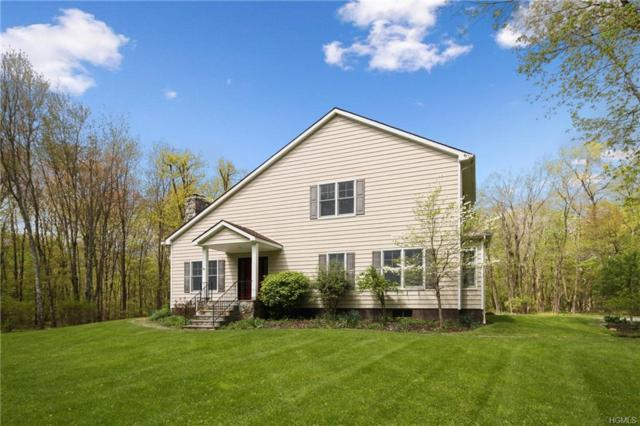 185 Quinlan Road, Poughquag, NY 12570 (MLS #4936653) :: William Raveis Legends Realty Group
