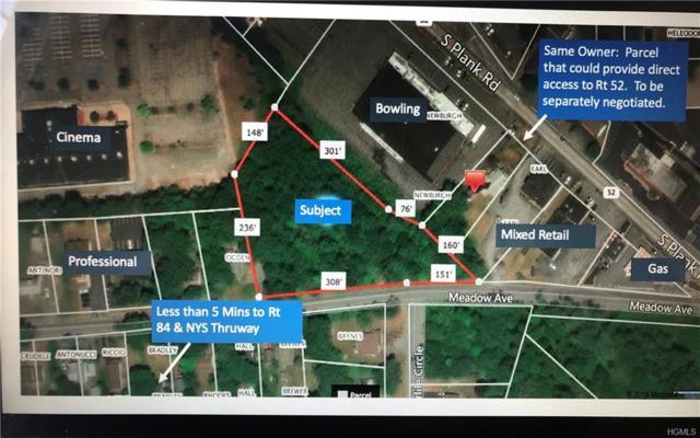 Meadow Avenue, Newburgh, NY 12550 (MLS #4936789) :: Mark Boyland Real Estate Team