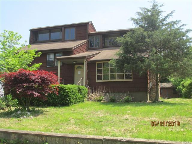 7 Greenway W, Sloatsburg, NY 10974 (MLS #4939223) :: Mark Boyland Real Estate Team