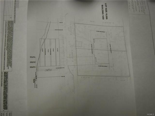 Cedar Street, Hastings-On-Hudson, NY 10706 (MLS #4939292) :: Mark Boyland Real Estate Team