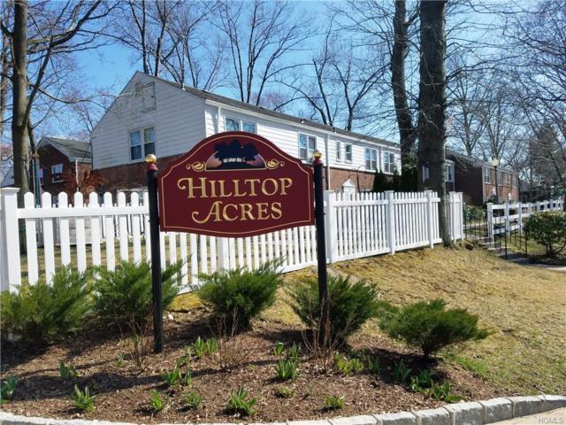 121 Hilltop Acres #121, Yonkers, NY 10704 (MLS #4940080) :: William Raveis Baer & McIntosh
