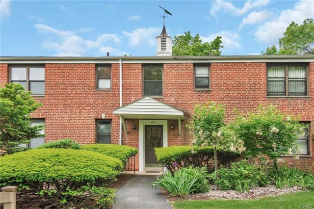 151 E Hartsdale Road 2A, Hartsdale, NY 10530 (MLS #4943876) :: William Raveis Baer & McIntosh