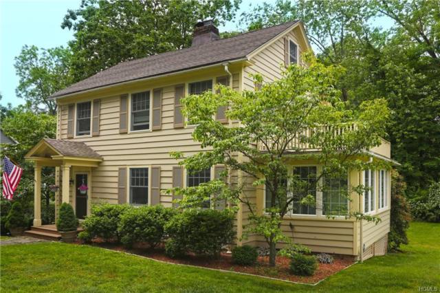 144 Valley Road, Katonah, NY 10536 (MLS #4944917) :: Mark Boyland Real Estate Team
