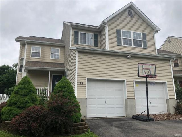 35 Alexander Drive, Washingtonville, NY 10992 (MLS #4945386) :: William Raveis Baer & McIntosh