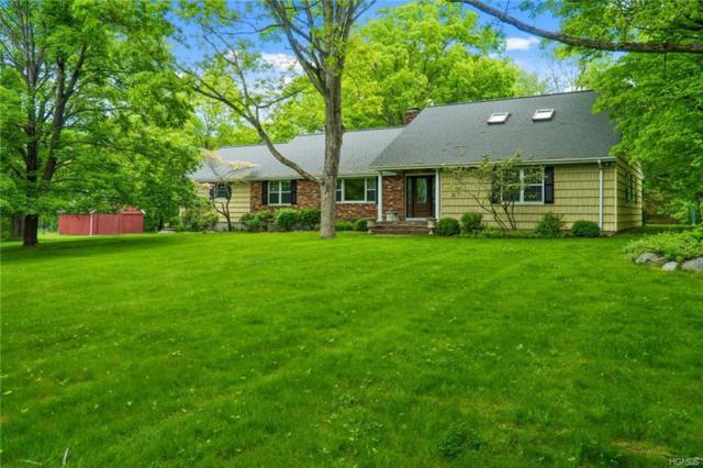 25 Ebenezer Lane, Pound Ridge, NY 10576 (MLS #4948096) :: William Raveis Legends Realty Group