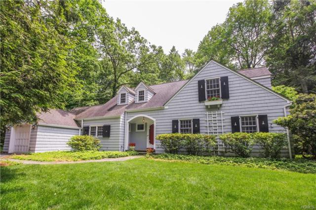 121 Commodore Road, Chappaqua, NY 10514 (MLS #4949850) :: Mark Seiden Real Estate Team