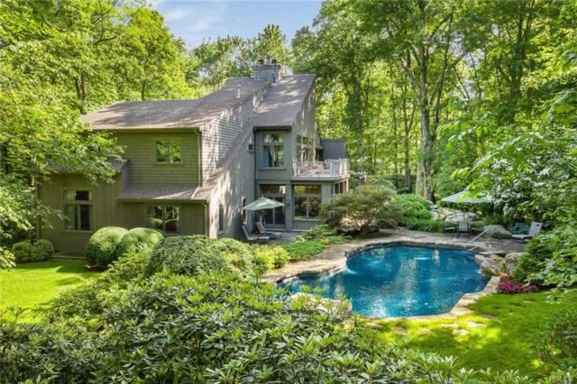 17 Eastwoods Road, Pound Ridge, NY 10576 (MLS #4950031) :: Shares of New York